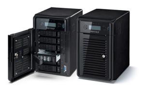 Neue NAS-Geräte von Buffalo: die Buffalo WSS-Reihe