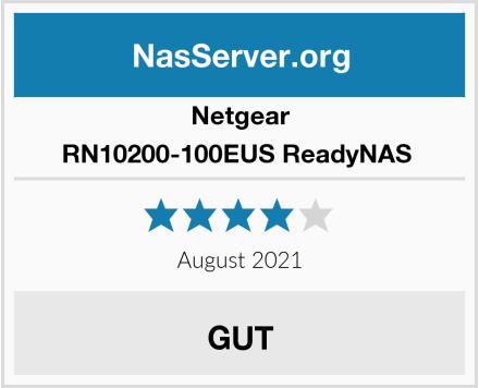 Netgear RN10200-100EUS ReadyNAS  Test