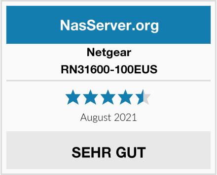 Netgear RN31600-100EUS Test
