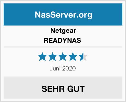 Netgear READYNAS  Test