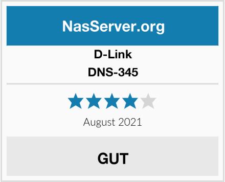 D-Link DNS-345 Test