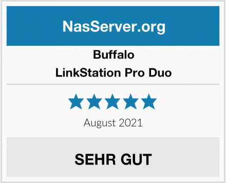 Buffalo LinkStation Pro Duo Test
