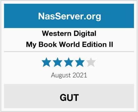 Western Digital My Book World Edition II Test