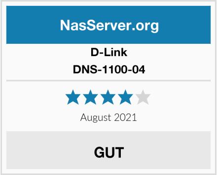 D-Link DNS-1100-04 Test