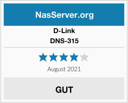 D-Link DNS-315 Test