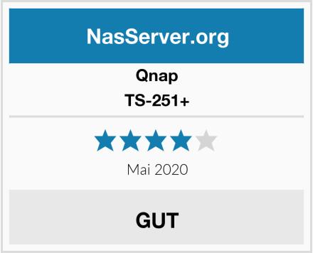 Qnap TS-251+ Test