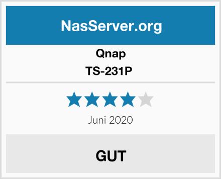Qnap TS-231P  Test