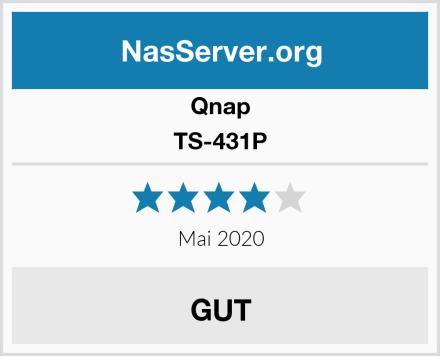 Qnap TS-431P Test