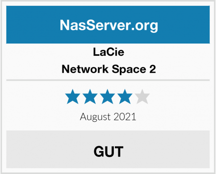 LaCie Network Space 2 Test