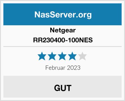 Netgear RR230400-100NES Test