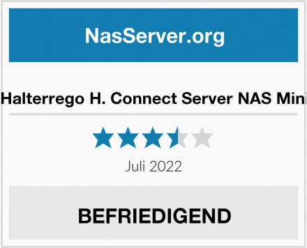 Halterrego H. Connect Server NAS Mini Test