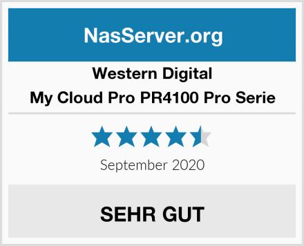 Western Digital My Cloud Pro PR4100 Pro Serie Test
