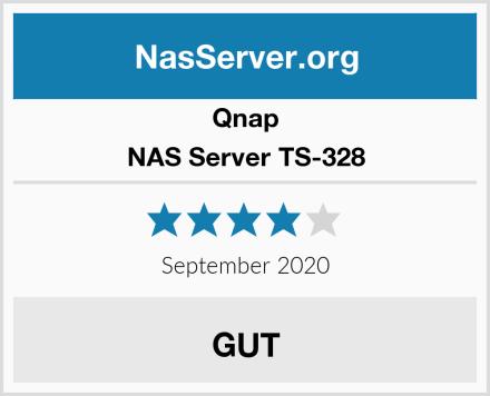 Qnap NAS Server TS-328 Test