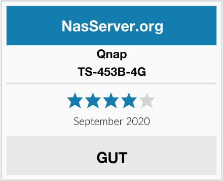 Qnap TS-453B-4G Test