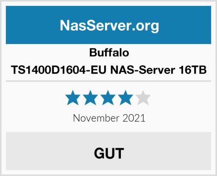 Buffalo TS1400D1604-EU NAS-Server 16TB Test