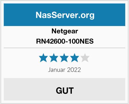 Netgear RN42600-100NES Test