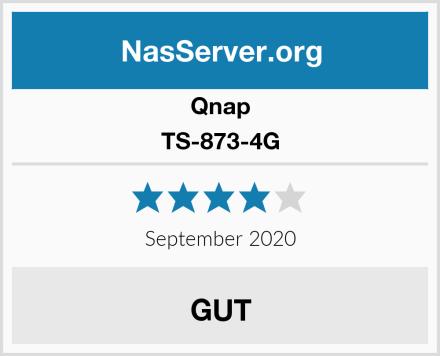 Qnap TS-873-4G Test