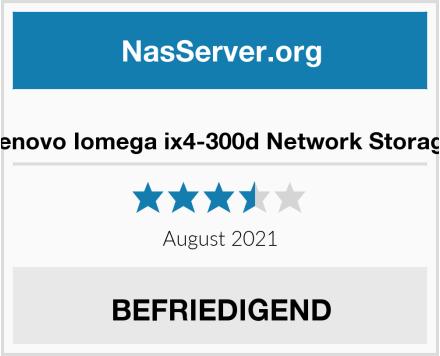 Lenovo Iomega ix4-300d Network Storage Test