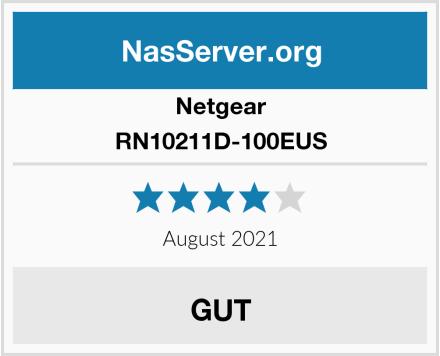 Netgear RN10211D-100EUS Test