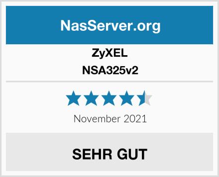 ZyXEL NSA325v2 Test