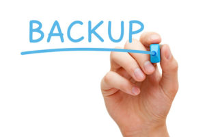 So erstellen Sie ein Back-Up mit NAS Server