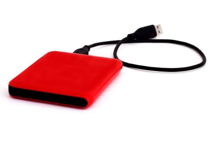 externe Festplatte