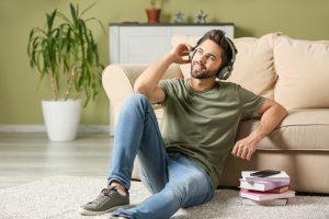 Musikstreaming auf NAS-Geräten einrichten
