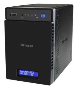 Netgear NAS-Server