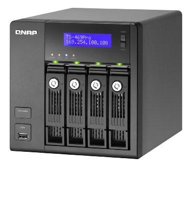Qnap TS-469 Pro