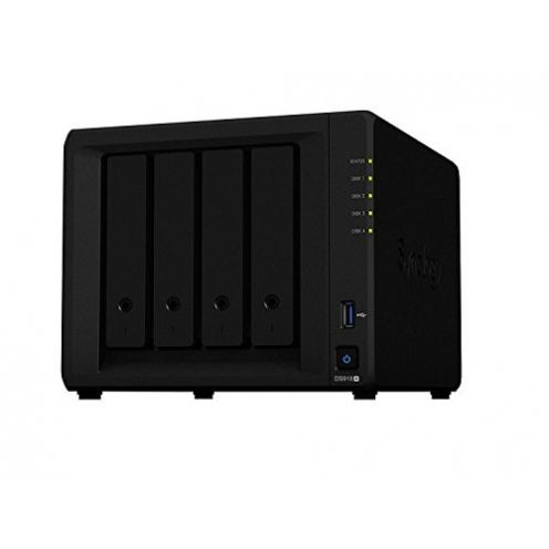 Synology DS918+ NAS-Server 4-Bay,