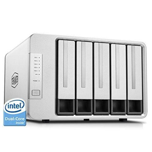 TerraMaster F5-220 NAS 5Bay Cloud Speicher Server