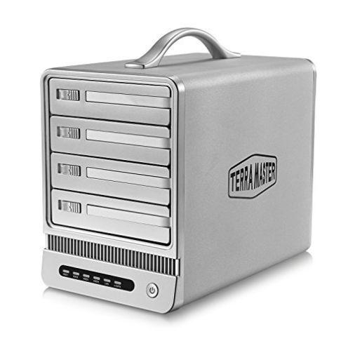 TerraMaster NAS Storage F4-NAS 4Bay NAS-Server