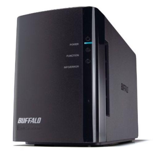 Buffalo LS-WX LinkStation Duo