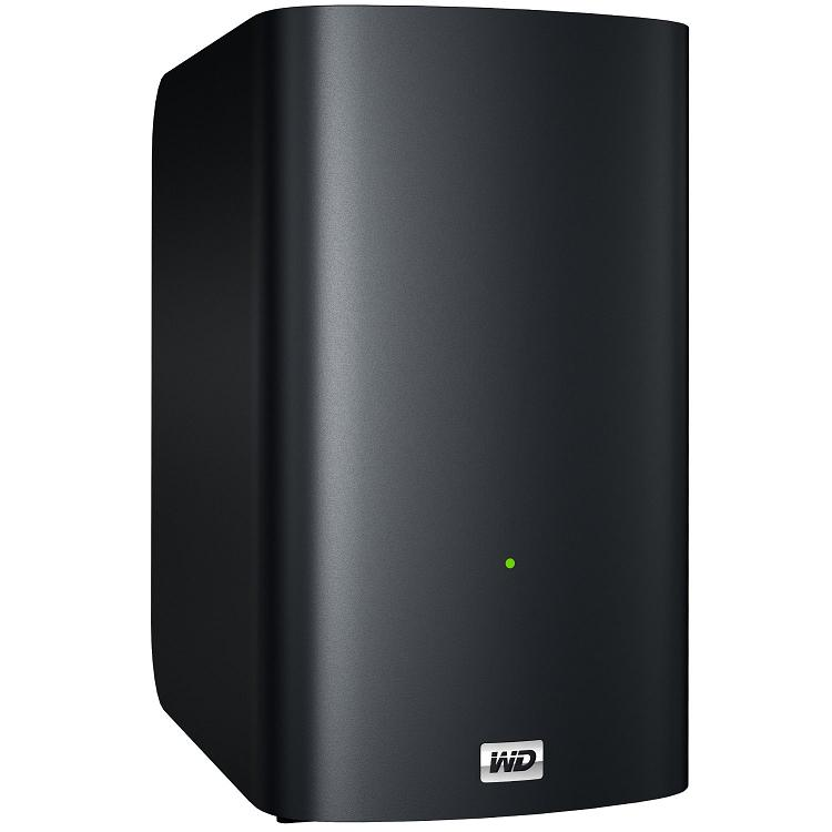 Western Digital My Book Live Duo