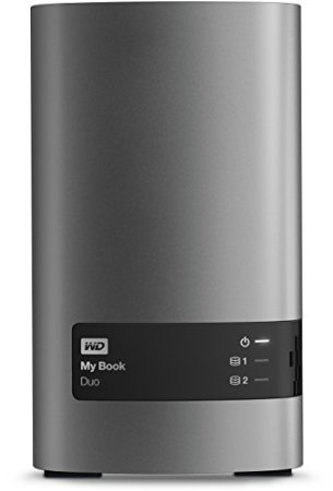 Western Digital My Book Live Duo 8000 GB