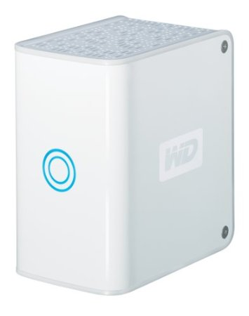 Western Digital My Book World Edition II