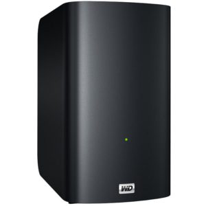 Western-Digital NAS-Server